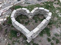 Ritenga l'amore fotografia stock libera da diritti