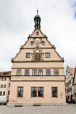 Rithenburg ob der Tauber Stock Photography