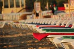 Rithms de la playa Imagen de archivo