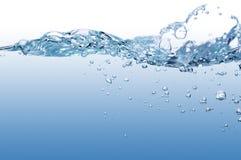 Ritme van water Stock Foto's