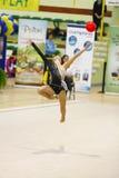 Ritmische Gymnastiek- Royalty-vrije Stock Foto