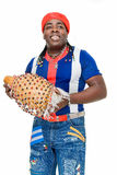 Ritmo cubano Foto de Stock Royalty Free