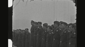 Rito fúnebre total militar alemán del entierro