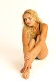 Ritratti di bellezza Fotografia Stock