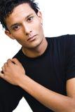 Ritratti indonesiani della spalla Fotografie Stock