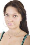 Ritratto 2 della giovane signora Fotografia Stock