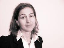 Ritratto 2 di affari Fotografia Stock Libera da Diritti