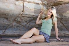 Ritratto Fotografie Stock