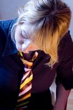 Ritratto 3 della donna di affari Immagini Stock