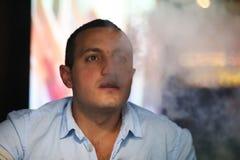 Ritratto bello armeno dell'uomo Fotografia Stock