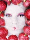 Ritratto creativo Fotografia Stock