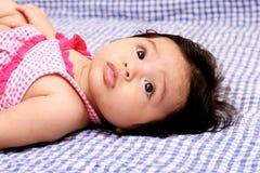 Ritratto del bambino. Fotografie Stock