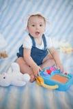 Ritratto del bambino Immagine Stock Libera da Diritti