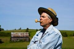 Ritratto del coltivatore Immagine Stock Libera da Diritti