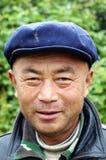 Ritratto del coltivatore Fotografia Stock Libera da Diritti