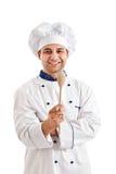 Ritratto del cuoco unico Fotografia Stock