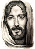 Gesù Cristo di Nazaret illustrazione di stock