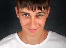 Ritratto del giovane Fotografia Stock