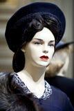 Ritratto del manichino femminile Immagine Stock Libera da Diritti
