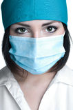 Ritratto del medico Fotografia Stock Libera da Diritti