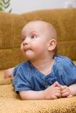 Ritratto del neonato. Fotografia Stock Libera da Diritti