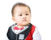 Ritratto del neonato immagine stock libera da diritti