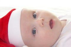 Ritratto del neonato sveglio Immagini Stock Libere da Diritti