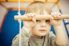Ritratto del ragazzino Fotografia Stock Libera da Diritti