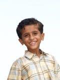 Ritratto del ragazzo asiatico felice Fotografia Stock Libera da Diritti