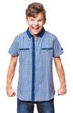 Ritratto del ragazzo di Ternn Immagini Stock Libere da Diritti