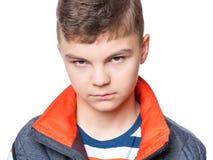 Ritratto del ragazzo di Ternn Immagine Stock