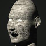 Ritratto del ` s del dittatore - rappresentazione 3d Fotografia Stock Libera da Diritti