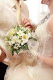 Coppie di nozze immagini stock