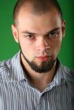 Ritratto del tirante barbuto Immagine Stock Libera da Diritti