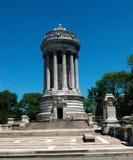 Ritratto del Ulysses S La tomba NYC Tom Wurl di Grant Immagine Stock