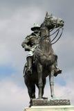 Ritratto del Ulysses S Washington DC del monumento di Grant Memorial Immagine Stock Libera da Diritti