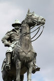 Ritratto del Ulysses S Washington DC del monumento di Grant Memorial Fotografia Stock