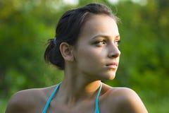 Ritratto dell'adolescente Fotografie Stock