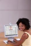 Ritratto dell'allievo femminile Immagine Stock Libera da Diritti