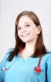 ritratto dell'infermiera Fotografie Stock Libere da Diritti