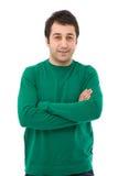 Ritratto dell'uomo Fotografie Stock Libere da Diritti