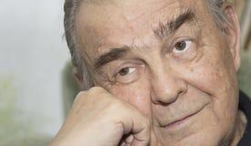 Ritratto dell'uomo anziano. Fotografia Stock Libera da Diritti