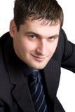 Ritratto dell'uomo d'affari Immagini Stock