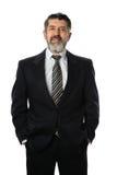 Ritratto dell'uomo d'affari maggiore Immagini Stock Libere da Diritti