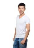 Ritratto dell'uomo dell'Asia Immagine Stock Libera da Diritti