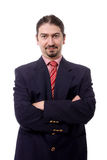 Ritratto dell'uomo di affari Fotografia Stock