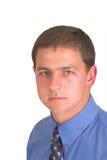 Ritratto dell'uomo di affari Fotografie Stock Libere da Diritti