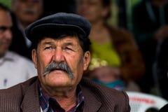 Ritratto dell'uomo turco fotografia stock