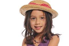 Ritratto della bambina fotografia stock
