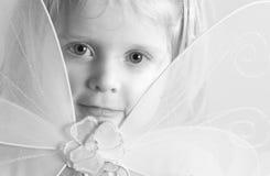 Ritratto della bambina Immagini Stock Libere da Diritti